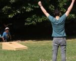 Giochi all'aria aperta